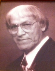 Professor Webster Robbins, 1999
